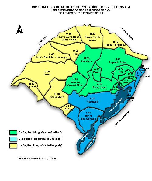 Sistema Estadual de Recursos Hídricos