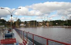 Enchente Rio Taquari  2007 - mês setembro