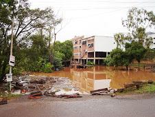Enchente Rio Taquari  2005