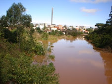 Enchente Rio Taquari  2007 - mês de julho