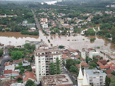 Enchente Rio Taquari  2008