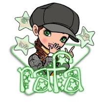 A mascote do blog: