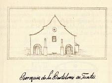 antigua ermita de Tunte