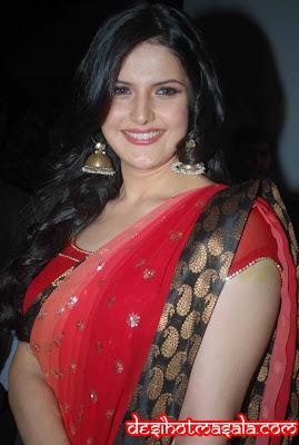 fucking actress zarin khan