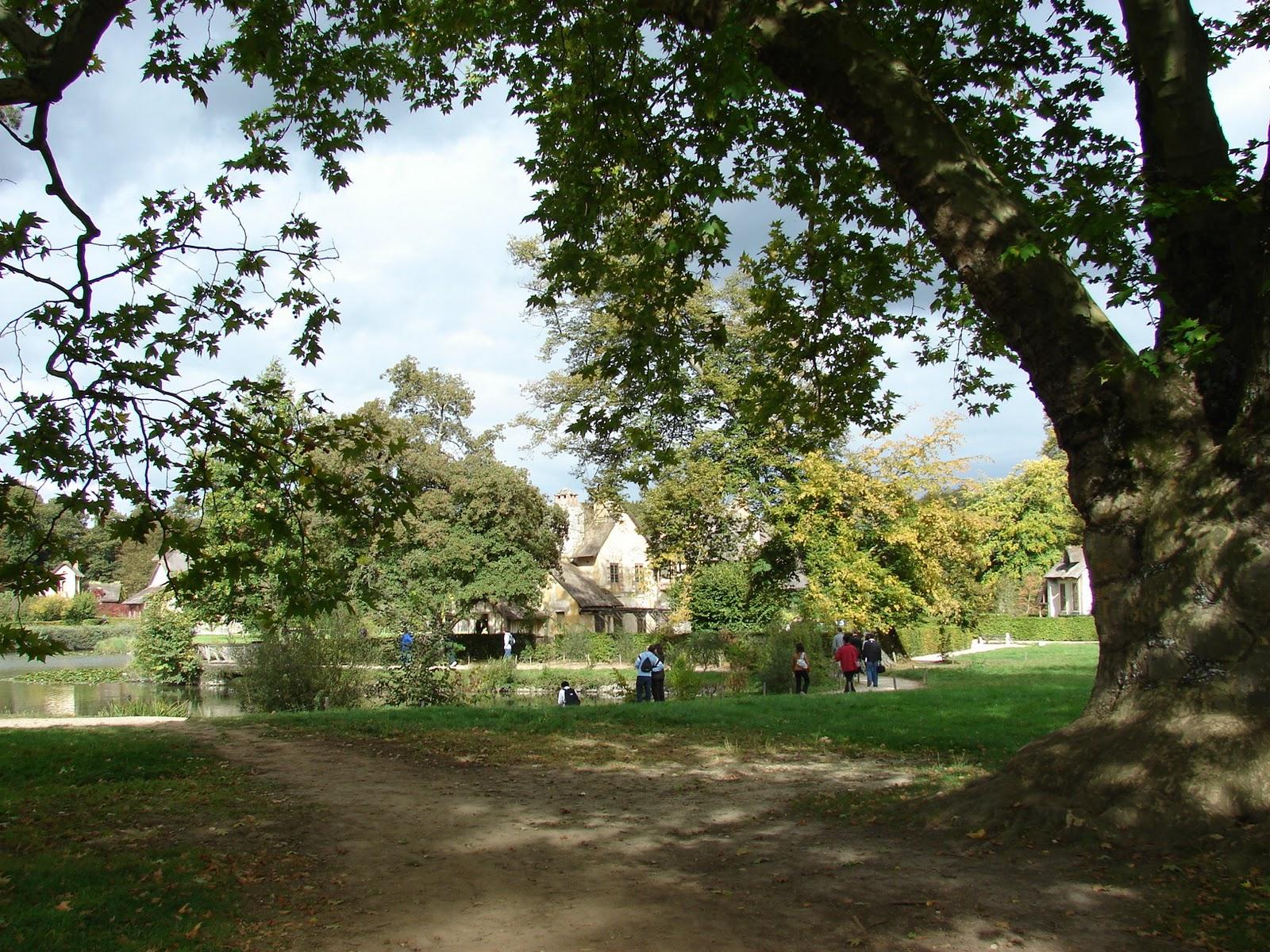 Paisajismo pueblos y jardines jardines de versalles la for Jardin de la reina granada