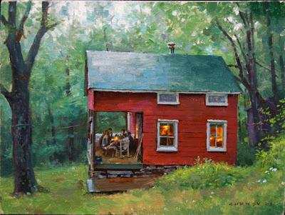 Gurney Journey Cabin In The Catskills