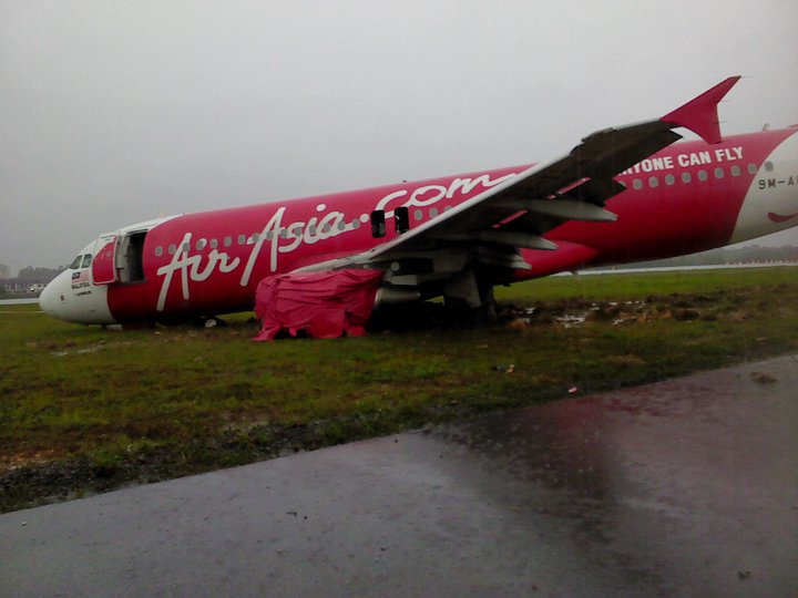 asian plane crash
