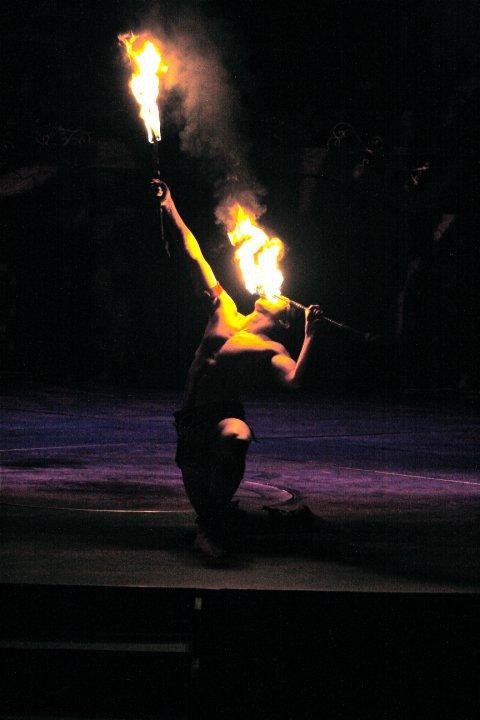Firedancer Andrew Diño a.k.a. helios