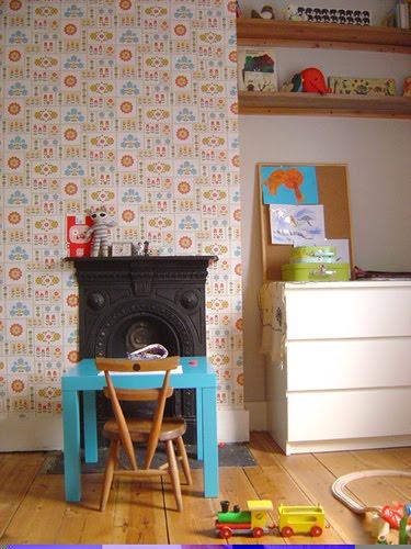 wallpaper for kids rooms. Wallpaper in kids' rooms
