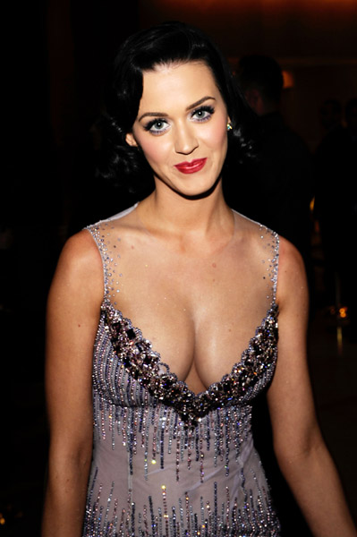 It's being rumoured that Miss Katy Perry is to host her on show!