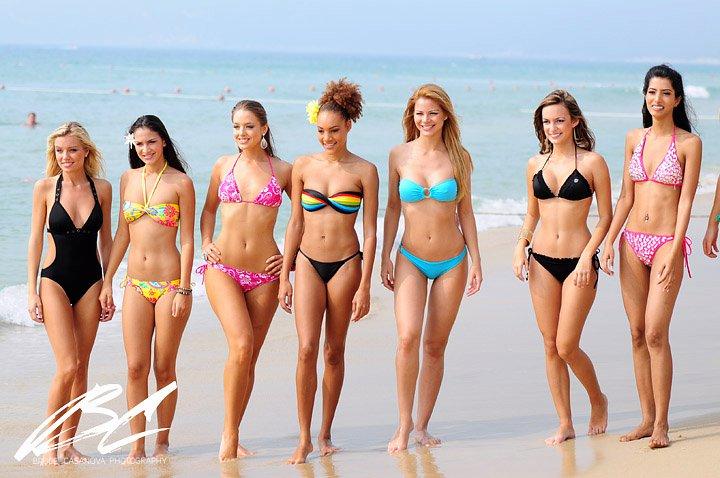 rebecca crews in bikini. laura whitmore ikini.