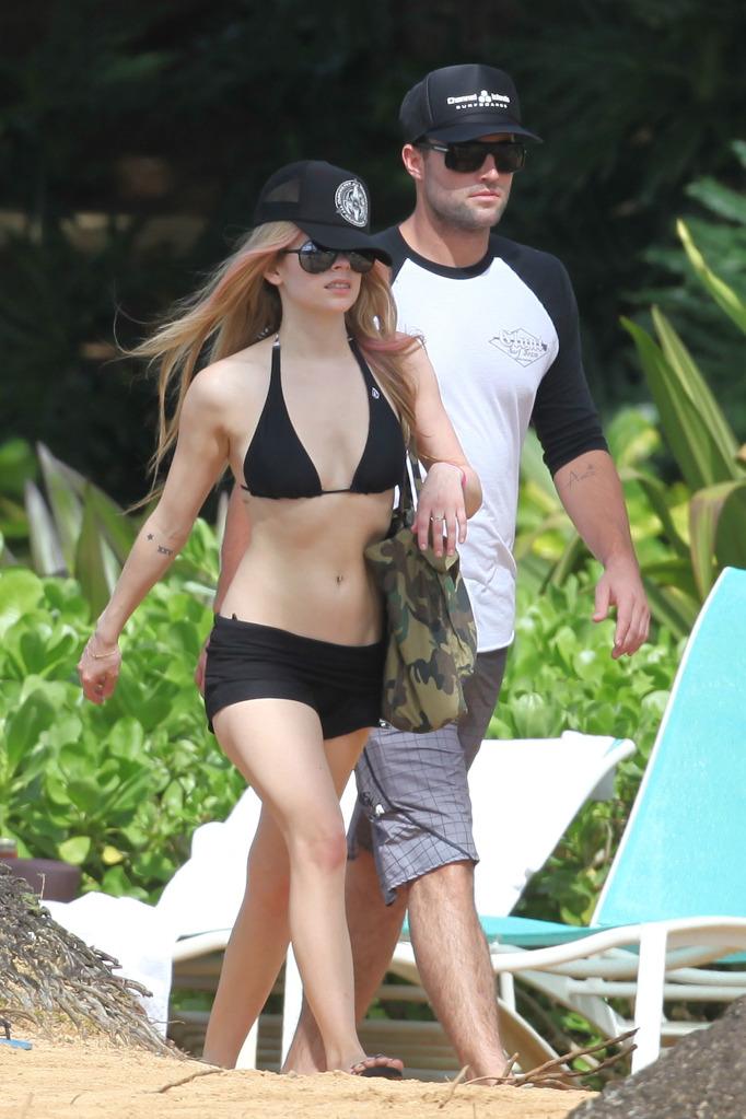avril lavigne 2011 boyfriend. Rumored couple Avril Lavigne