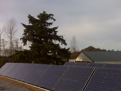 3.1 kWh with Silicon Energy LLC array on Solstice 2009