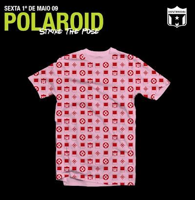 T-shirt POLAROID exclusive