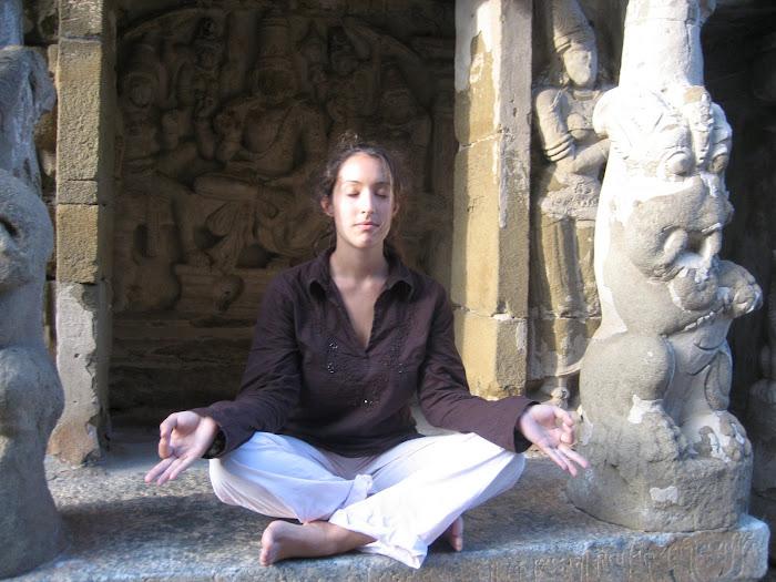 Tempel in Kanchipuram