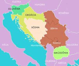 A Iugoslávia Antiga