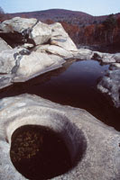 The Glacial Potholes