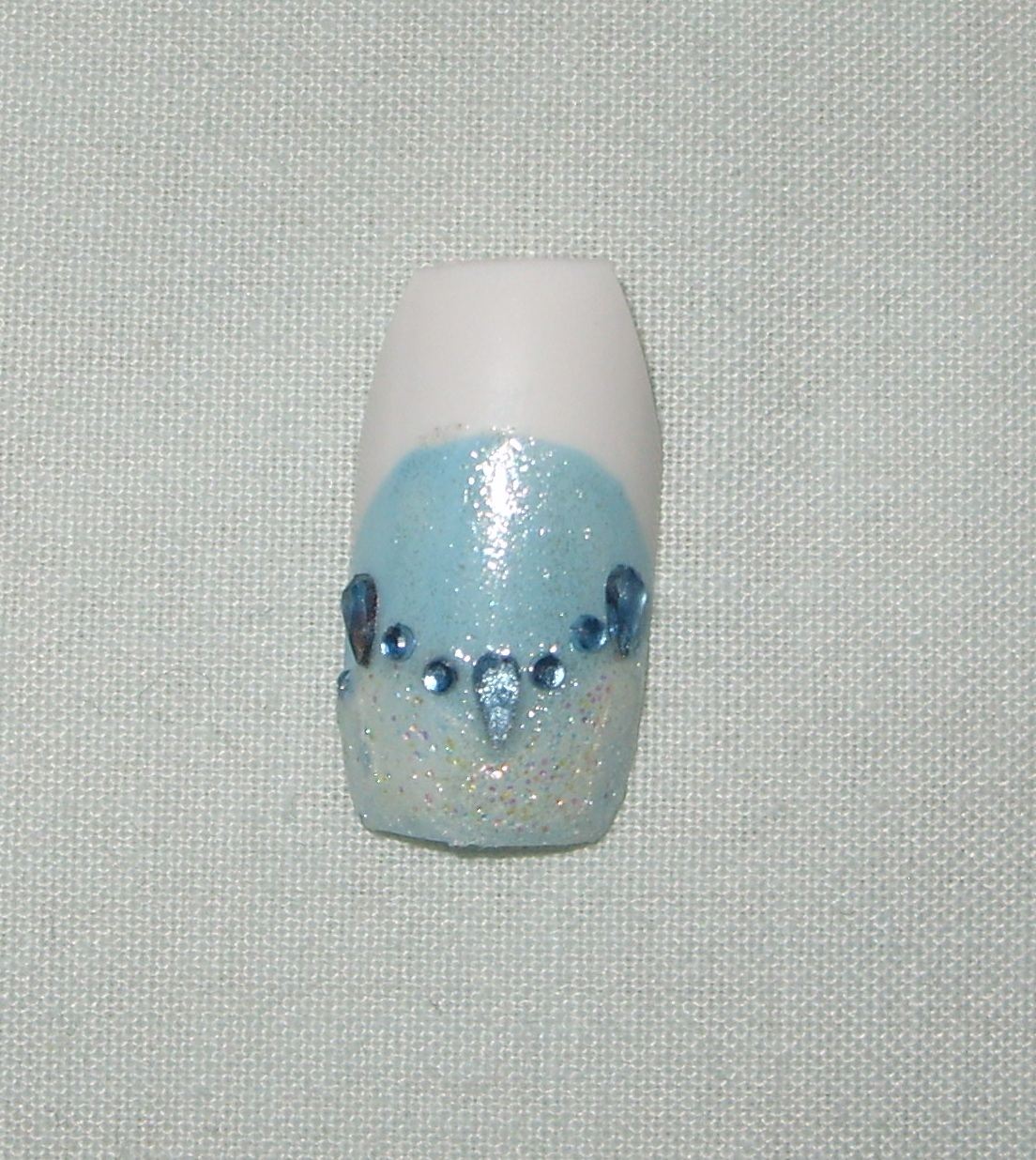 Cinderella Nail Art: Sharihearts: Cinderella