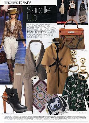 Fashion Magazine Elle Spin Off