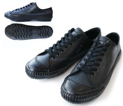 zapatillas de caucho