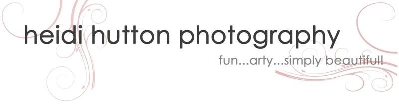 Heidi Hutton's Blog