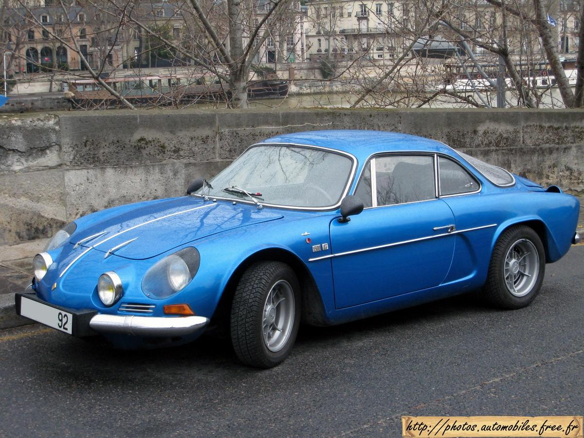 kane blog picz renault alpine a110 wallpaper. Black Bedroom Furniture Sets. Home Design Ideas