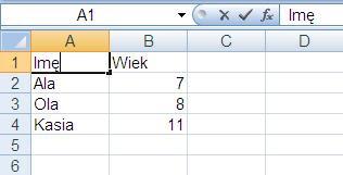 Excel Dwa Razy Klik