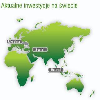 inwestycje kulczyk oil ventures