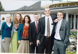 Elder Wright at the MTC