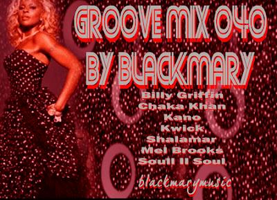 Groove mix 040