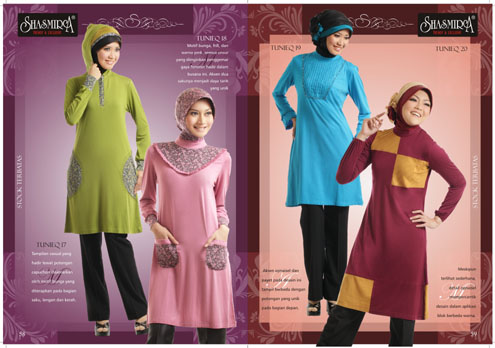 Galeri Baju Muslim Foto Gambar Baju Muslim