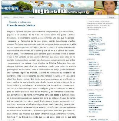 La Provincia 30deabrilde2009