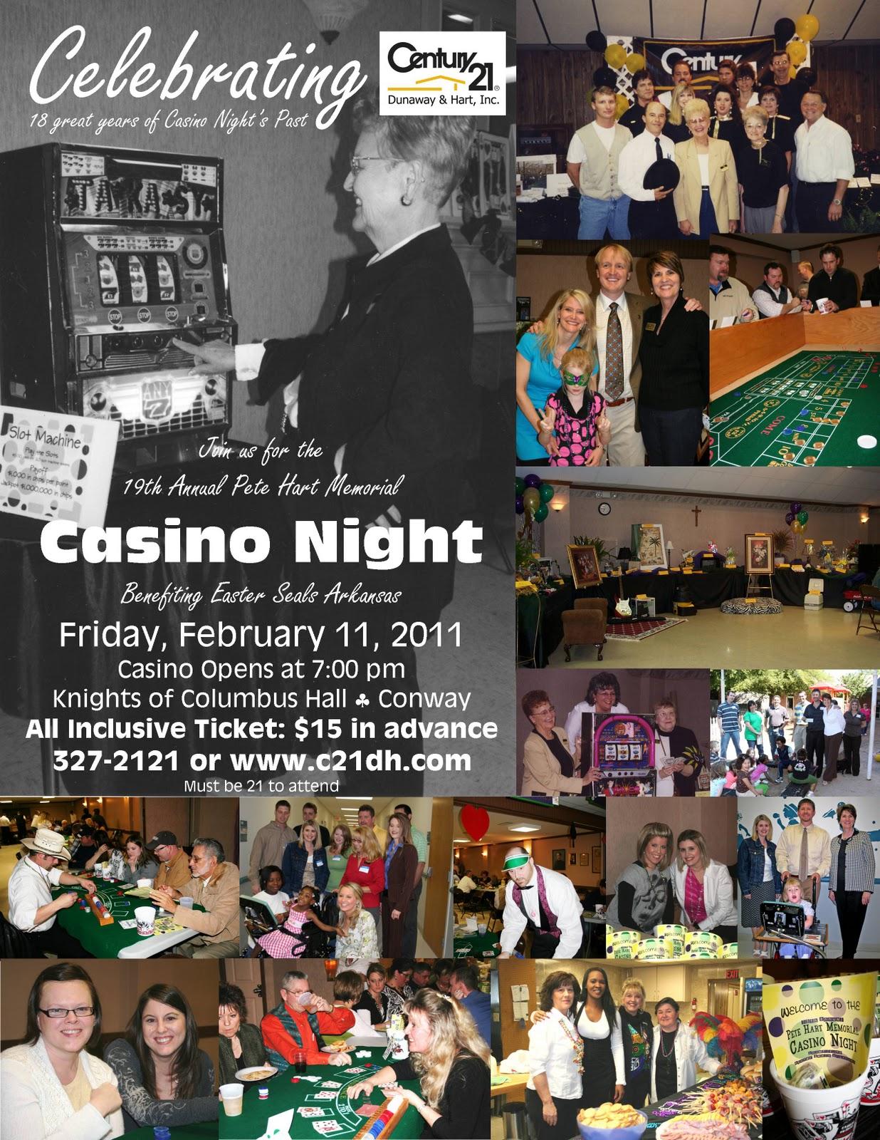 Casino in hope arkansas