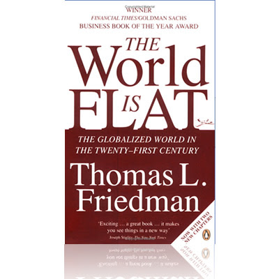 the world is flat book review Read the world is flat buy it on amazon: the world is flat 30: a brief history of the twenty-first century  for our new reviews of business and self-improvement books, subscribe to our newsletter, michael gray, cpa's tax & business insight.