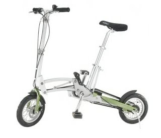 mobiky genius folding bike