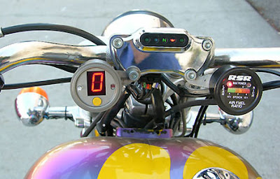 motorcycle gear indicator