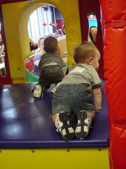 Chuck E Cheese Toddler Trails