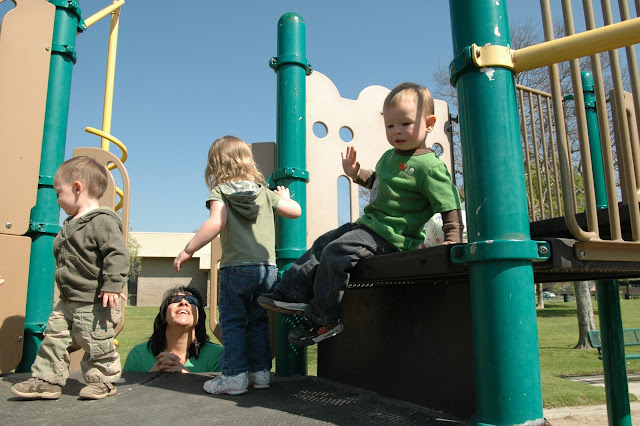 Oak Knolls Park, Cypress - Toddler Trails