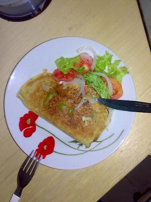 foto do almoço