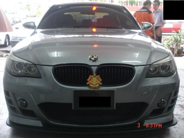 BMW E60 5SERIES KERSCHER CONVERSION KIT
