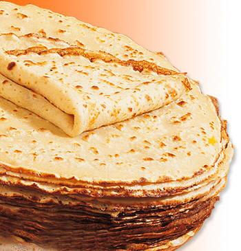 Pasta para Crepes