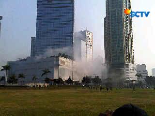 ledakan di Ritz Carlton dan JW Marriot