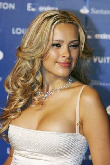petra nemcova hair color. Victoria#39;s Secret Model Petra