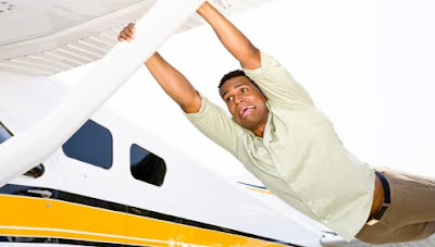 flying Fear of flying: some tips for Christians