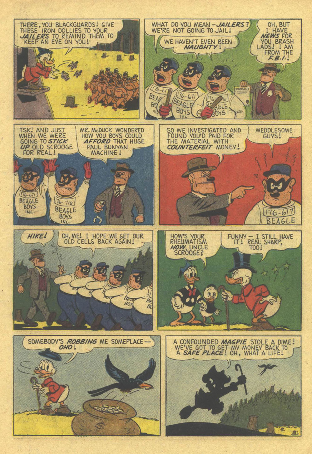 Uncle Scrooge (1953) Issue #28 #28 - English 23