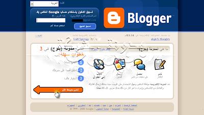 طريقة عمل مدونة بلوجر مجانية وماذا تستفيد منها