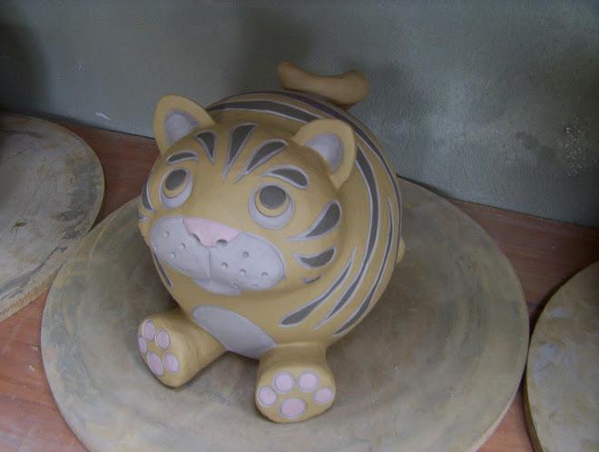 Tigre em processo...