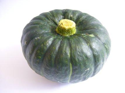 Happy Flour: Steamed Pumpkin Custard