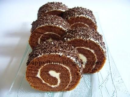 Chocolate Swiss Roll Cake Mix