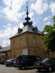 Torreón de La Granja de San Ildefonso, Segovia, España.